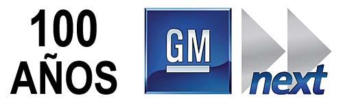 GM Next 100 años