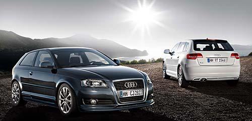 Nuevos Audi A3 y A3 Sportback