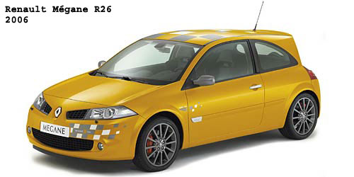 Renault Mégane R26