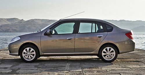 Renault Symbol - Foto: Prensa Renault