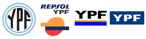 Evolución de los logos de YPF - Cosas de Autos Blog