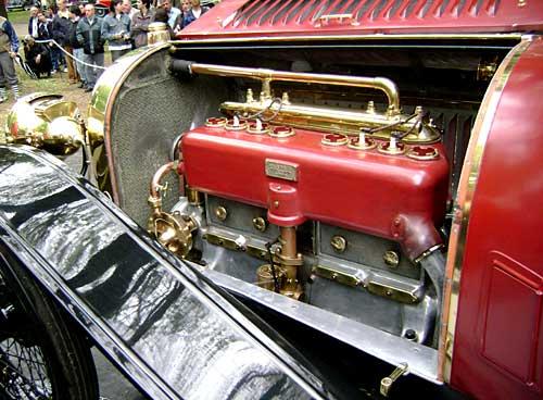Berliet 1914 Best of Show Autoclásica 2008
