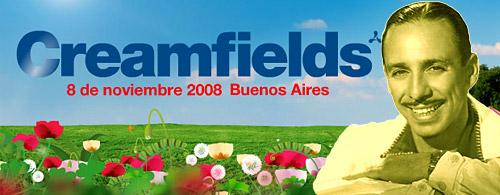 Creamfields 2008 - Fotomontaje: Cosas de Autos Blog