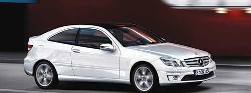 Mercedes-Benz CLC-Sportcoupe