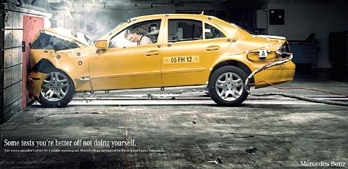 Aviso de Mercedes-Benz Holanda