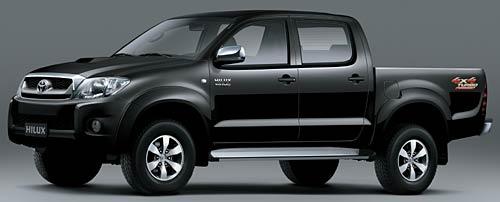 Toyota Hilux Línea 2009