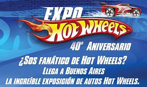 Expo Hot Wheels