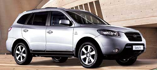 Hyundai Santa Fe V6 4x4 Full