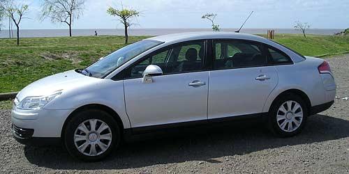 Citroën C4 Sedán