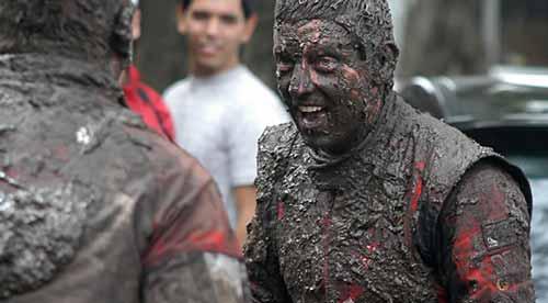Guillermo Ortelli festeja que es quíntuple: Foto: www.elguille.com