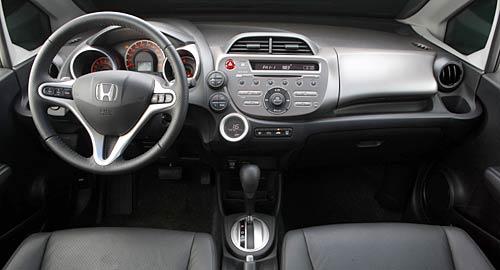 Nuevo Honda Fit