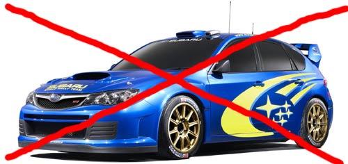 Subaru se retira del WRC