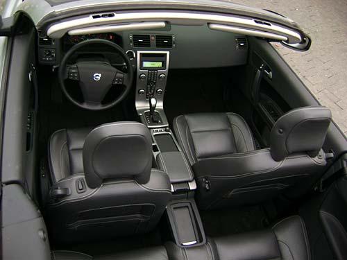 Volvo C70 - Foto: Cosas de Autos