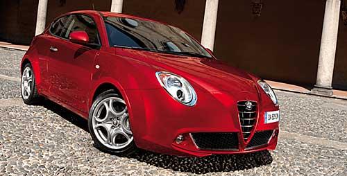 Alfa Romeo Mi.To. llega a la Argentina
