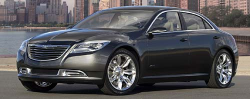 Chrysler 200C Concept