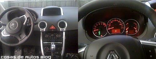 Renault Koleos en Argentina - Foto: Cosas de Autos Blog