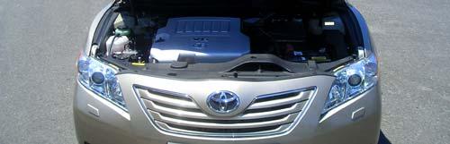 Toyota Camry -. Foto: Cosas de Autos Blog
