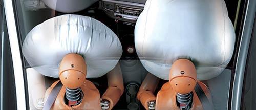 Doble airbag de serie en Brasil