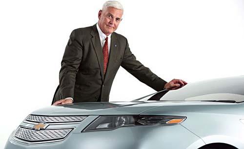 Bob Lutz y el Chevrolet Volt
