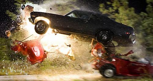 Chevy Nova en Death Proof