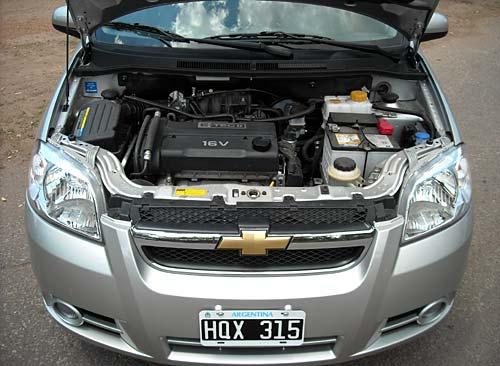 Test Cosas De Autos Prob El Chevrolet Aveo