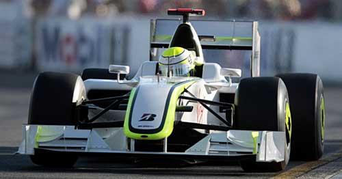 Brawn GP hizo el 1-2 en Australia.