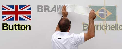 Brawn GP inscribe su nombre y comienza a hacer historia.