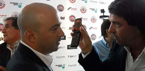 Pablo Peón no habló del TC 2000