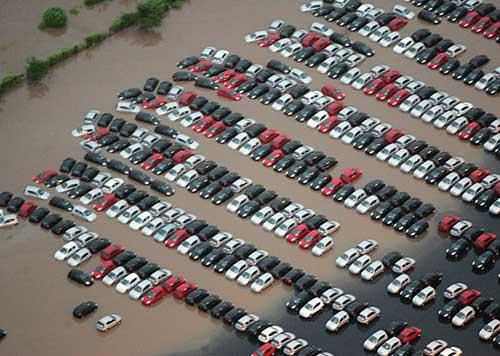 Imagen de la planta de Ford en San Bernardo do Campo - Foto: Globlonews