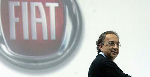 Sergio Marchionne, CEO de Fiat.