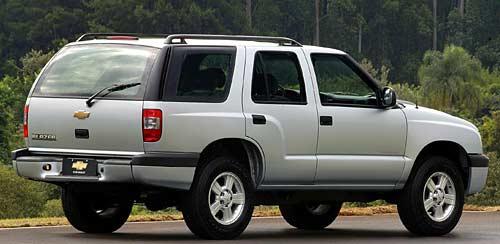 Chevrolet Blazer Flex 2009