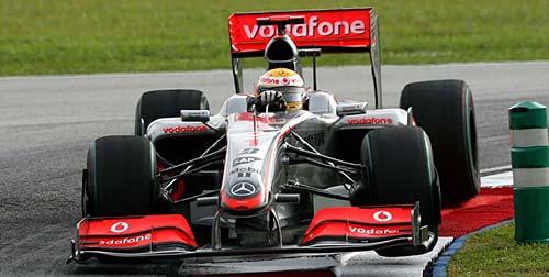 McLaren-Mercedes 2009