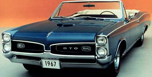 Pontiac GTO de 1967