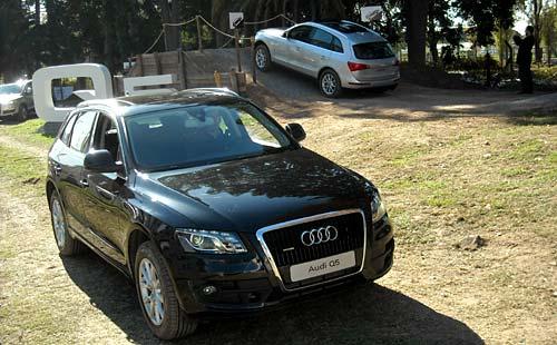Audi Q5 en Argentina.
