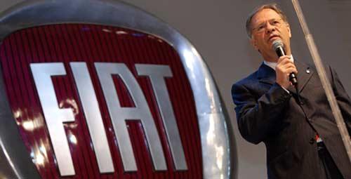 Presidente de Fiat Brasil y Mercosur, Cledorvino Belini