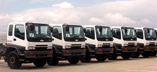 Camiones Serie F de Chevrolet