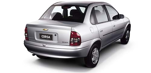 Chevrolet Corsa Classic sedán
