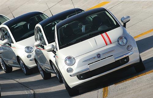 Fiat 500 90 Aniversario