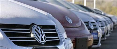 Gama Volkswagen