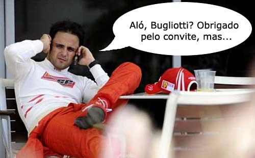 Felipe Massa invitado a correr en TC2000