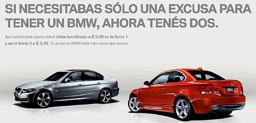 Promo BMW mayo 2009