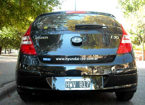 Test Hyundai i30 - Foto: Cosas de Autos blog