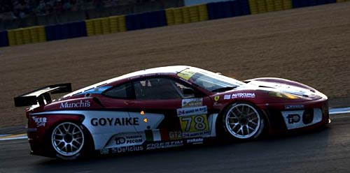 Luis Pérez Companc y Matías Russo tuvieron un buen debut en Le Mans.