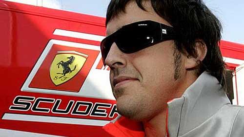 Fernando Alonso sueña con Ferrari.