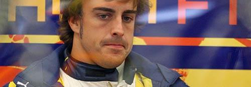 Fernando Alonso está preocupado