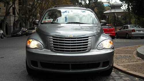 Test del Chrysler PT Cruiser - Foto: Cosas de Autos Blog.