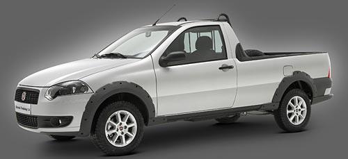 Fiat Strada Trekking 1.4 Cabina Simple