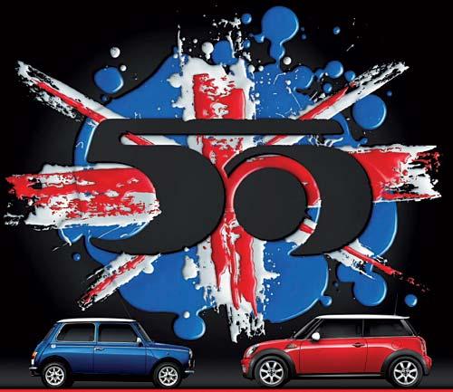 """""""Min 50 years"""" es la acción que se viene desarrollando en todo el mundo este año."""