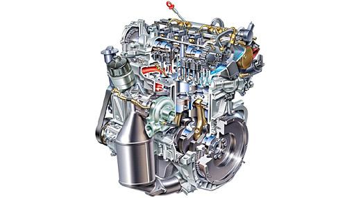 Motor Multijet 1.3 de 90cv