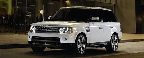 Range Rover Sport 2010.